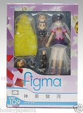 Max Factory figma Bakemonogatari Suruga Kanbaru Figure 100% Authentic!!