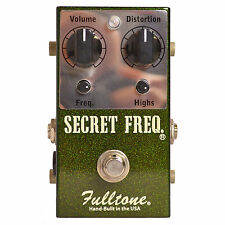 Fulltone Guitar Distortion & Overdrive Pedals
