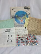 VTG 1976 Air Force War-game Board Grate Strategy Battleline Publications Plane