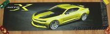 2017 Chevy Camaro Turbo Auto X Concept SEMA Show Promo Poster