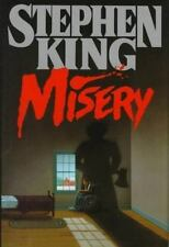 Misery by Stephen King (1987, Hardcover)