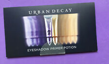 Urban Decay Eyeshadow Primer Potion 2 X 0.75ml Sample/travel New Sealed