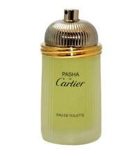 PASHA de CARTIER by CARTIER for Men 3.3 oz / 3.4 oz Cologne edt tester