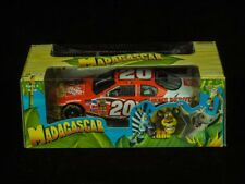 2005 #20 Madagascar, Home Depot NASCAR, Die Cast Metal Car Models.