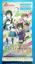 Precious Memories Collectible ANIME Booster Pack A-Channel Japan Import NEW
