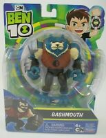 Ben 10 Action Figure Bashmouth Blue Wolf Cartoon Network CN New
