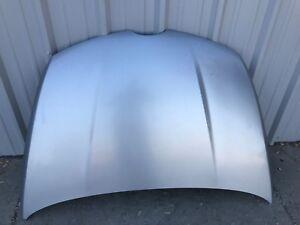 2007-2011 Mazda CX-7 Hood Silver Scratches OEM D1