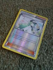 N (96/108) Reverse-Holographic Uncommon Pokemon card (NM!)