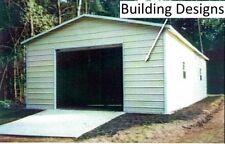 Garage, 22 x 31 x 11  w/ 10x10 door  ALL STEEL -- FREE INSTALL! (Pick-up avail.)