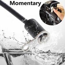 12v Momentary Switch Motorcycle Handlebar Screw Thumb Button Aluminum Alloy