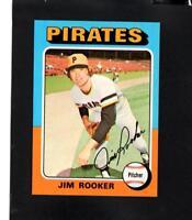 1975 Topps # 148 Jim Rooker NM-MT