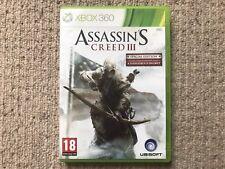 Assassins Creed 3 (III) - Xbox 360 No Instructions UK PAL