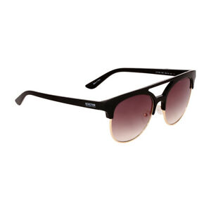 Kenneth Cole Reaction Plastic Frame Smoke Gradient Lens Men's Sunglasses KC13225