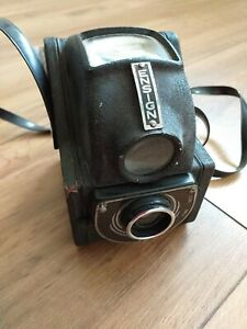 Ensign Ful-vue Vintage Camera