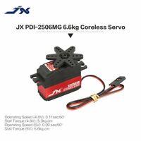JX PDI-2506MG 25g Metal Gear Digital Servo for RC 450 500 Helicopter Airplane