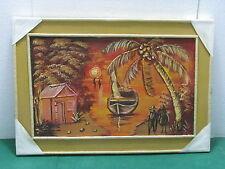 Lotto 15 - QUADRO con pittura in rilievo olio su tela  42x61  esemplare unico
