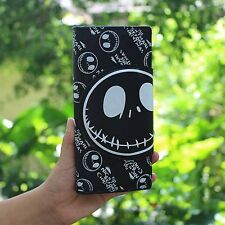 The Nightmare Before Christmas jack PU Wallet Clutch Bifold Purse Hot G