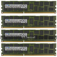 Samsung 4GB 8GB 16GB DDR3 1333MHz 1600MHz ECC REG Registered Server Memory lot