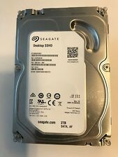 "Seagate 3.5"" ST2000DX001 2TB 7200RPM 64M Cache SATA3 6Gb/s Desktop Hybrid SSHD"
