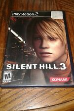 Silent Hill 3 Playstation 2 PS2 game & Soundtrack