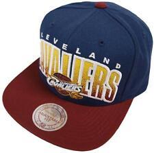 Mitchell & Ness Cleveland Cavaliers Doble Bonus VJ36Z Snapback Cap Basecap