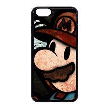 Nintendo Super Mario Luigi Bros duro funda para Apple iPhone Samsung Modelos