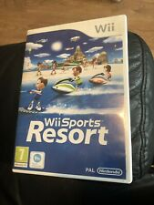 Wii Sports Resort (Nintendo Wii) - COMPLETE W Manual - NO MOTION PACKS INCLUDED