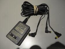 Lemax 4.5 V Black Adaptor w/ 3 taps - Halloween Christmas 4th of July