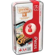 Jumbo iPieces Snakes & Ladders Interactive Game For iPad Includes Free App NEW