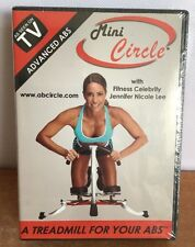 Ab Circle Mini Circle Ab Workout Dvd's 3 Extensive Abs Workout