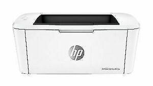 HP M15W Monochrome Wireless Laser Printer + 6 Extra Toners
