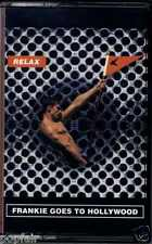 FRANKIE GOES TO HOLLYWOOD RELAX 1983 EUROPEAN CASSINGLE 1993 RE-RELEASE VERSION