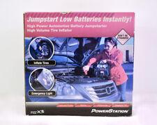 PowerStation PSX-3 18Ah Jumpstarter and DC Outlet and USB Port Model 2013