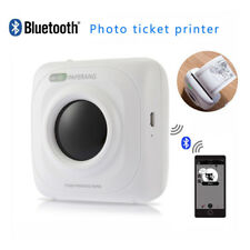 Mini Pocket Bluetooth 4.0 Wireless Thermal Picture Photo Printer for Android IOS