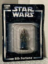 Star Wars Deagostini The Official Figurine Collection Bib Fortuna  2007