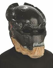 Predator Vinyl Mask Adult COS Play Alien Hunter Halloween Costume Accessory