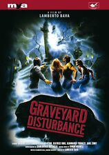 LAMBERTO BAVA 4 Pak GHOST SON GRAVEYARD DISTURBANCE UNTIL DEATH Giallo OOP Mario
