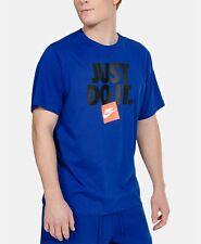NWT NIKE Men's Dri Fit Big & Tall JDI Athletic T-Shirt Blue