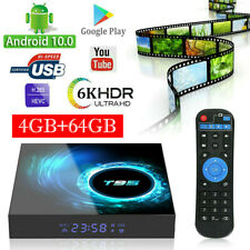 2020 NEW T95 Android 10.0 TV Box 4GB+64GB Quad Core HD Media Player WIFI HDMI