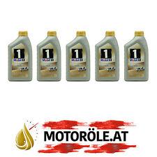 5 Liter Mobil 1 FS 0W-40 Motoröl - MB 229.5, Porsche A40 (ehem. NEW LIFE) 5x1l