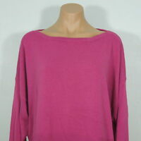 BCBG GENERATION Women's Boat Neck Soft Sweater Top size M