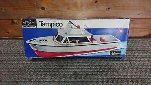 HEGI Tampico Sportboot Bausatz 60 Jahre Rarität Schuco