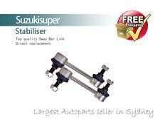 2 Rear Sway Bar Link Kit Hyundai Elantra Stabiliser Pair 2001-2006