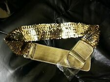 BRAND NEW ELASTICATED SEQUINED LADIES BELTS
