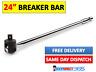 """NEILSEN POWER BREAKER BAR 600mm 1/2""""Sq Drive 24"""" Long Chrome Vanadium NEW CT0764"""
