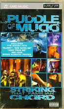 Puddle of Mudd – UMD - Striking That Familiar Chord - UMD von 2005 – NEU & OVP !