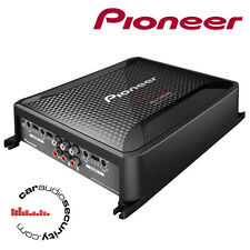 PIONEER GM-D8604 - 4 CANALI AMPLIFICATORE AUTO, Altoparlante Amplificatore 4 x 200W MAX POWER
