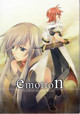 Tales of the Abyss Doujinshi Dojinshi Fan Comic Kero Mix Luke x Tear emotion