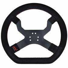 AIM Mychron 5 volante in nero con 6 Bulloni Fissaggio UK negozio Kart