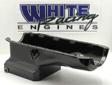 1965-90 CHEVY BIG BLOCK 396-402-427-454 DRAG RACING OIL PAN BK# WPM-HZ-9728-PBK
